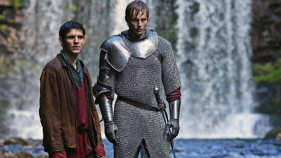 the darkest hour part 2 gaius and merlin the wicked day merlin aithusaKing Arthur And Merlin