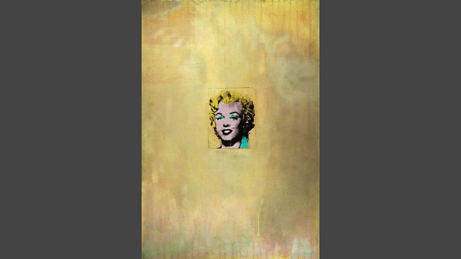 Marilyn Monroe 1962 Andy Warhol Andy Warhol Gold Marilyn
