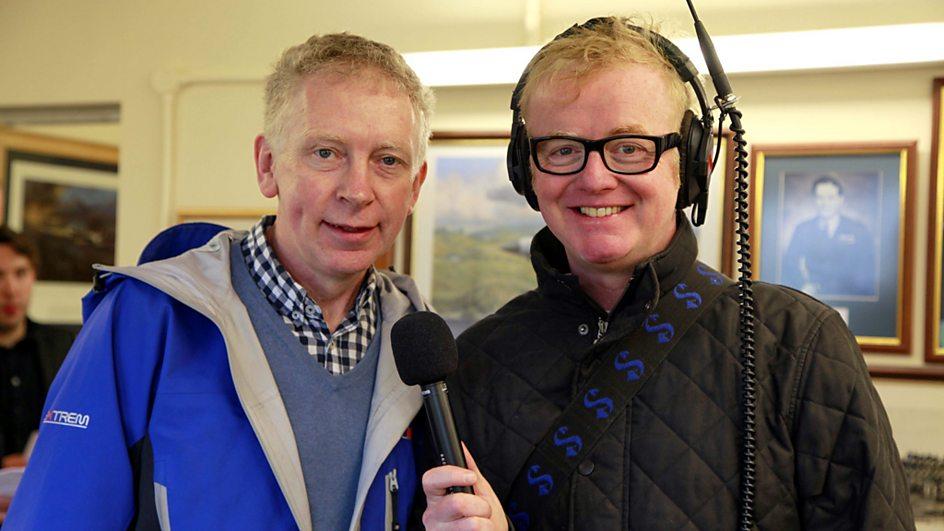 BBC Radio 2 - Chris Evans at RAF Scampton