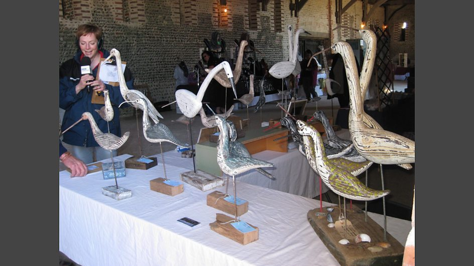 Waxham Barn Craft Fair