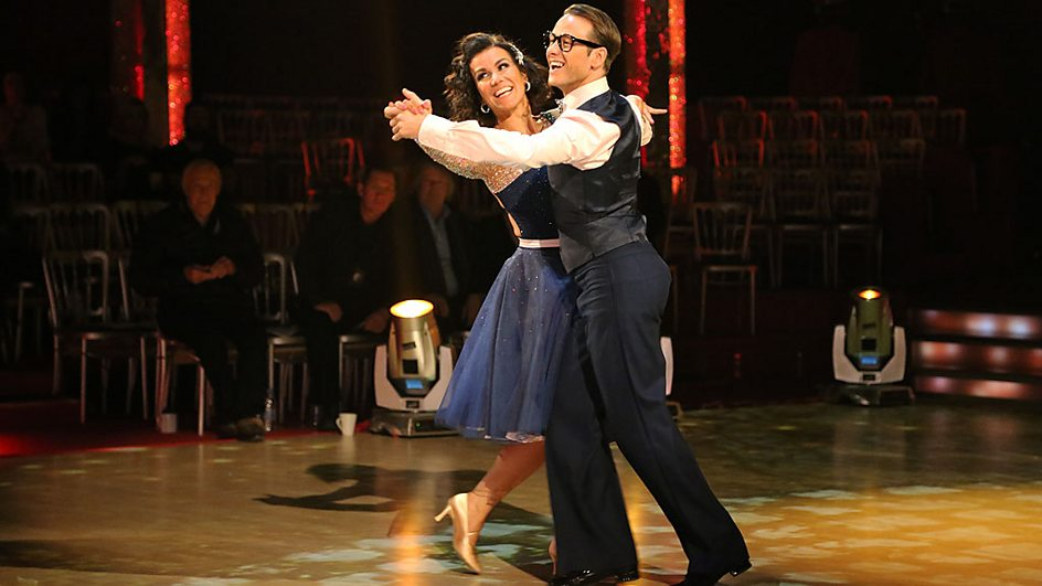 Bbc One Strictly Come Dancing Semi Final Dress Rehearsal
