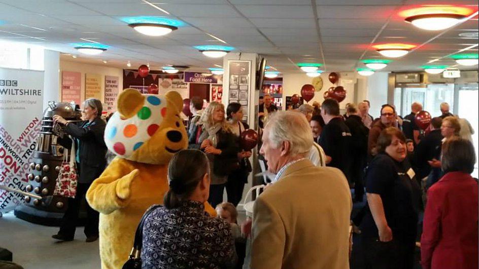Foyer House Swindon : Bbc wiltshire ben prater