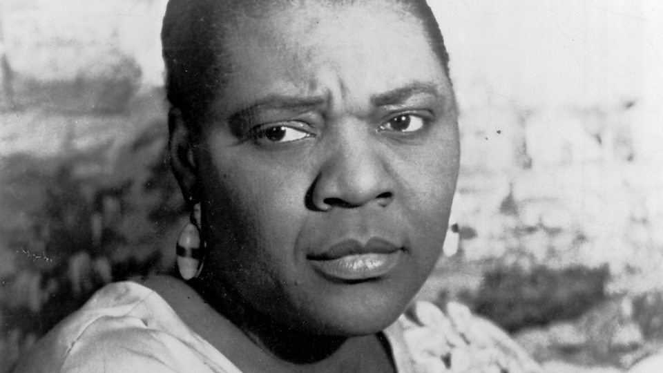 a biography of bessie smith a blues singer Rubicon's 'the devil's music: the life and blues of bessie smith'  as a star of  vaudeville before becoming a recording artist and blues singer.