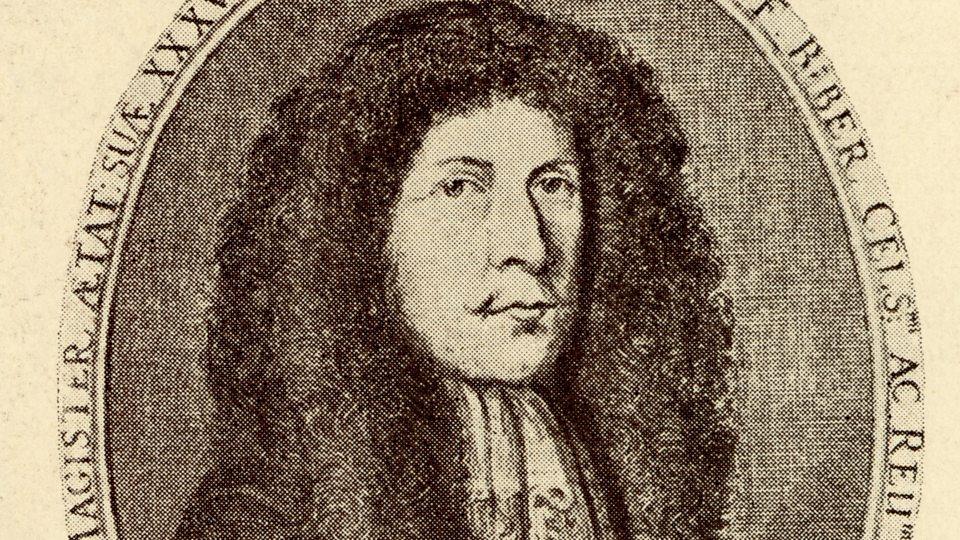 Heinrich Ignaz Franz Biber von Bibern