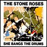 Cover art for She Bangs The Drums