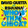 Cover art for Who's That Chick (feat. Rihanna)