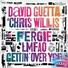 Cover art for Gettin' Over You (feat. Fergie & LMFAO)
