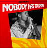 Cover art for Nobody Has To Know