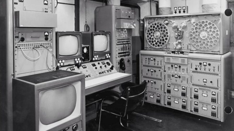 First Video Recording Device First Video Tape Recorder