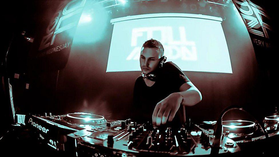 SCRATCH: The DJ Matt Howes Documentary in UK