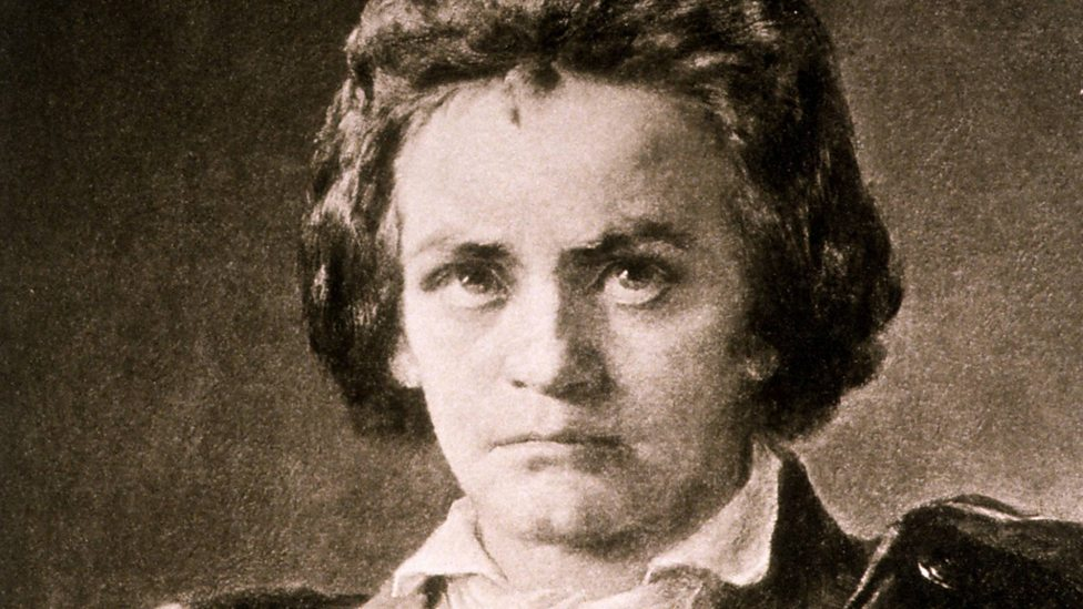 a biography of ludwig von beethoven Beethoven was a revolutionary not just in the obvious sense that his  compositions took music in a new direction he was an artist imbued with the  idea of.
