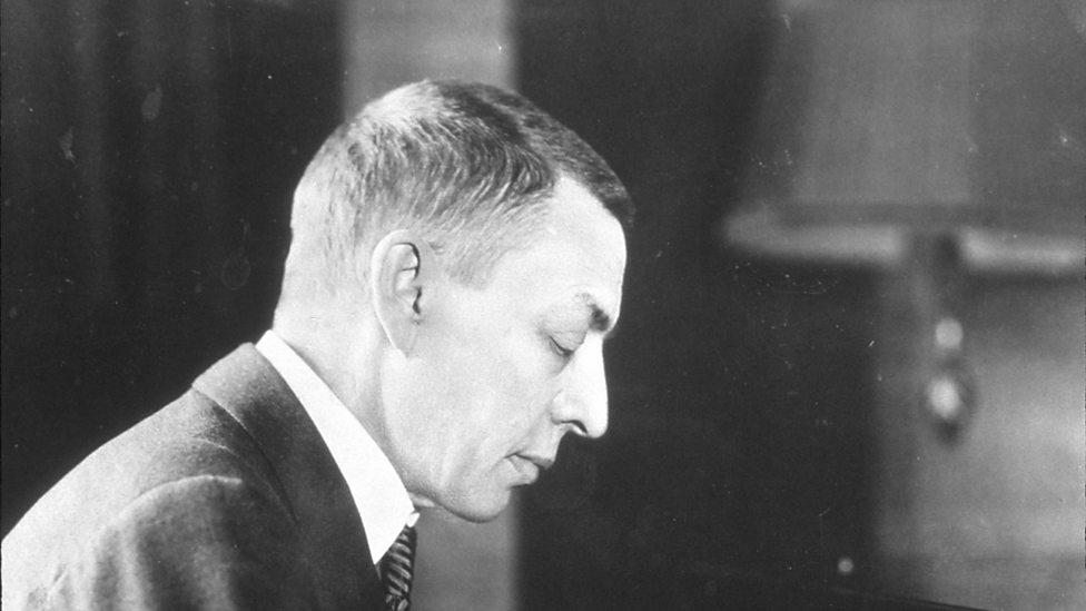 Sergey Vasilievich Rachmaninov