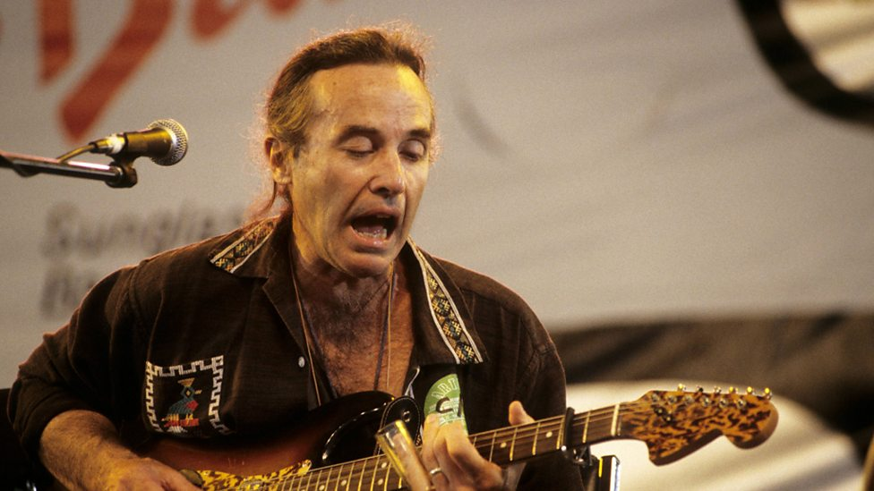 Ry Cooder coming to Vancouver Island MusicFest - Comox