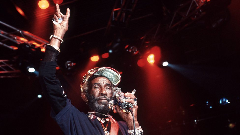 "Lee ""Scratch"" Perry"