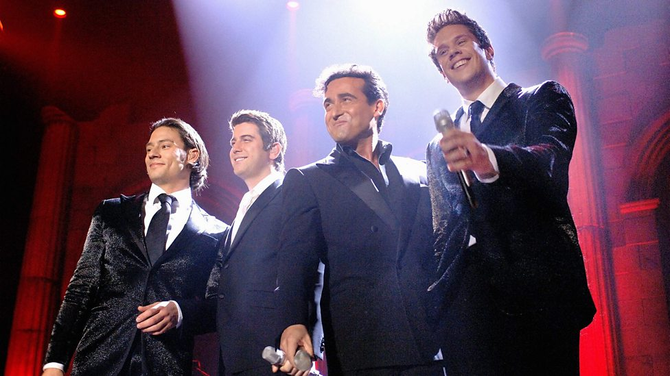 Il divo songs playlists videos and tours bbc music - Il divo songs ...