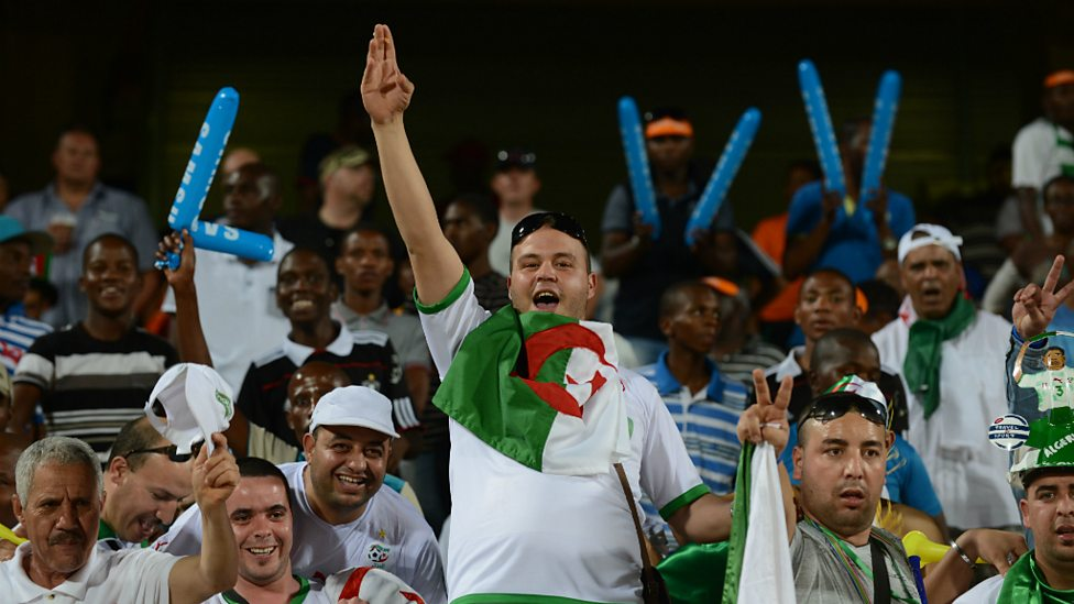 BBC Radio 5 live - In Short, World Cup guide: Algeria