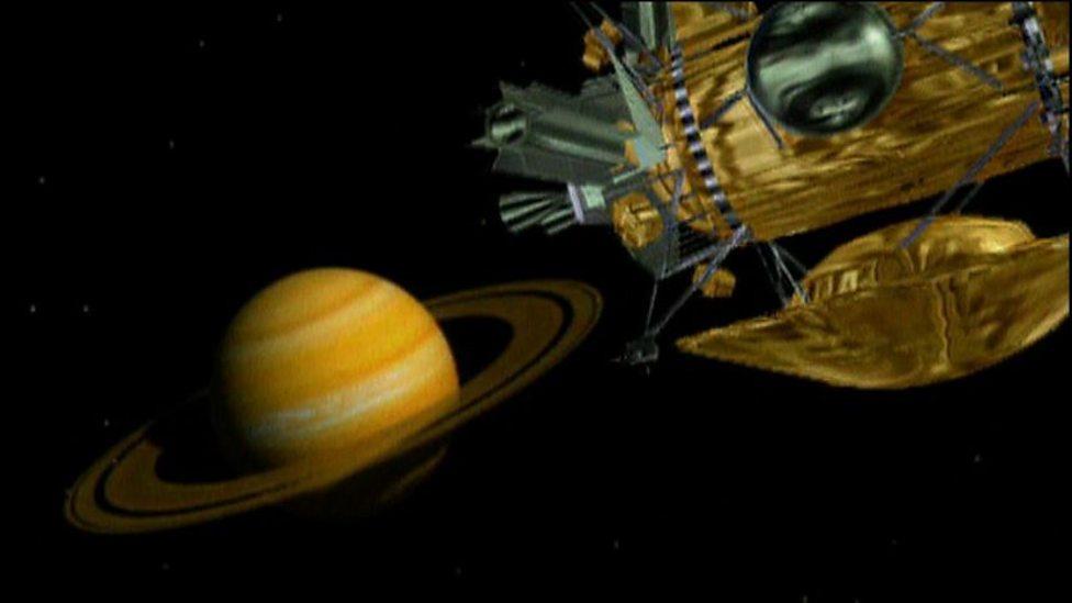 Cassini Mission Facts Cassini Huygens Mission