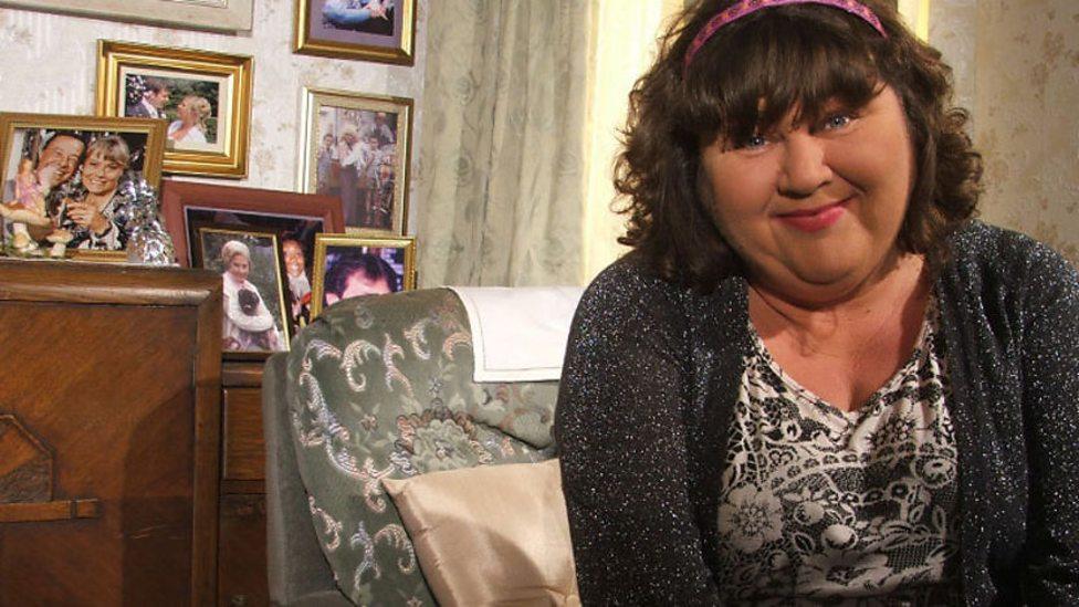 BBC One - EastEnders, Live, EastEnders - Live - Cheryl Fergison ...