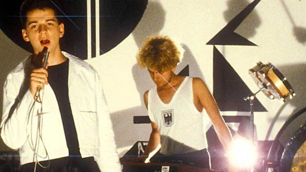 Depeche Mode 1983 Sorry  this clip is not