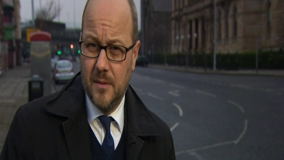 BBC One - The View, Julian O'Neill reports on the future of Belfast's booming harbour. - p02jxl77