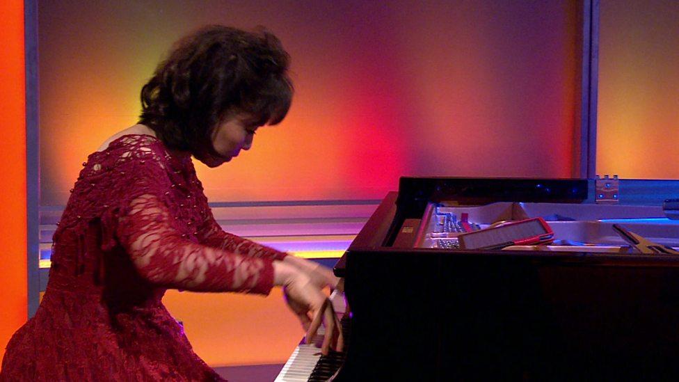 Noriko Ogawa andrew marr show