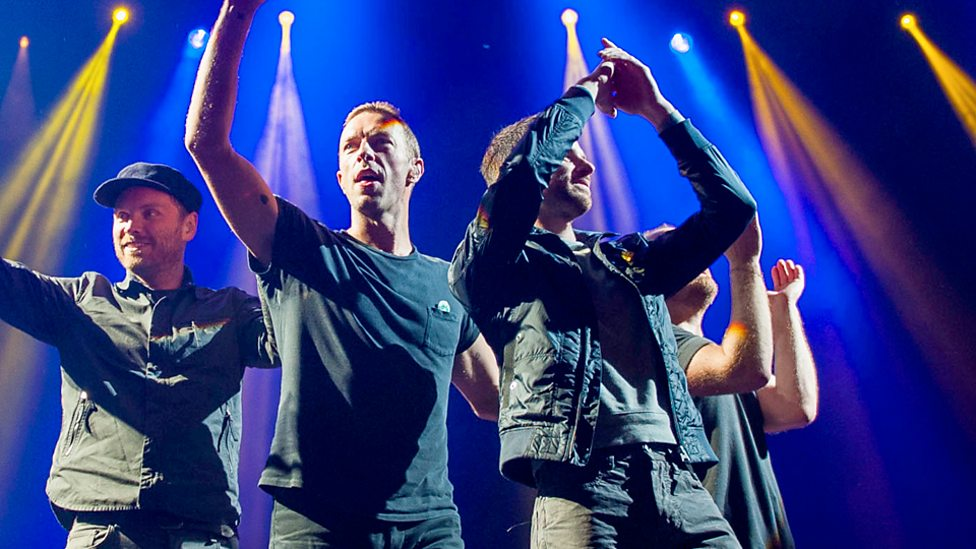 Can you beat our Coldplay quiz?
