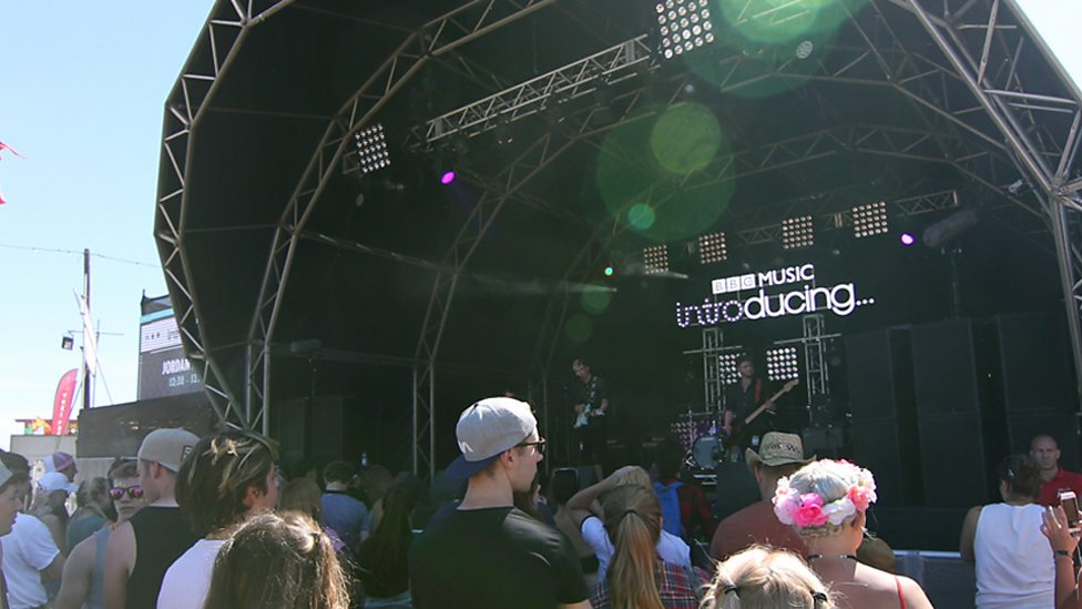 In Photos | BBC Introducing at Reading Festival