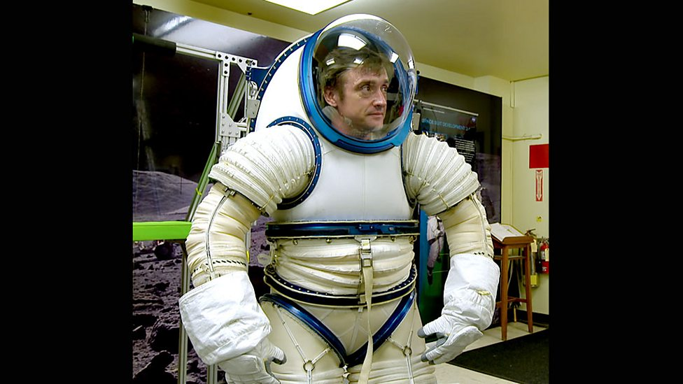 Z1 Space Suit in Space - Pics about space