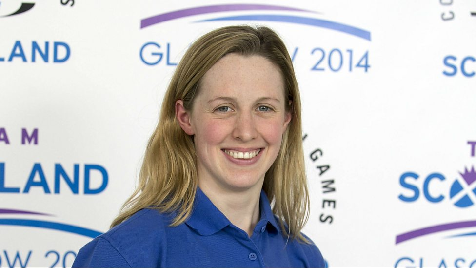 BBC - Hannah Miley - Making the Commonwealth Games