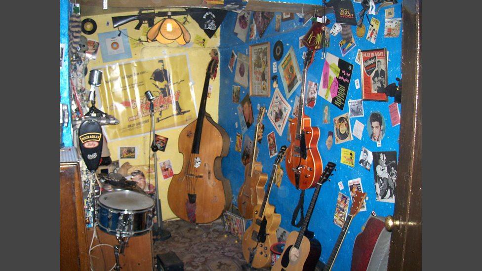 BBC Radio 4 - Billy Gibbons' Rockabilly Ranch - Saturday Live ...