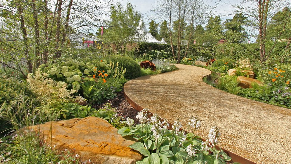 BBC Two - Encore - A Music Lover's Garden. Designed by Paul Martin ...