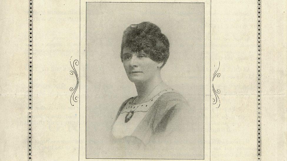 Still of Helen Crawfurd