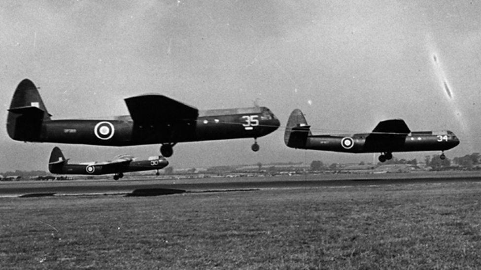 Horsa glider D-Day iWonder guide