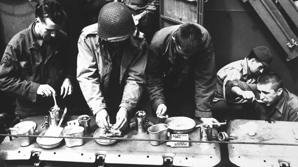 Rations D-Day iWonder guide gallery