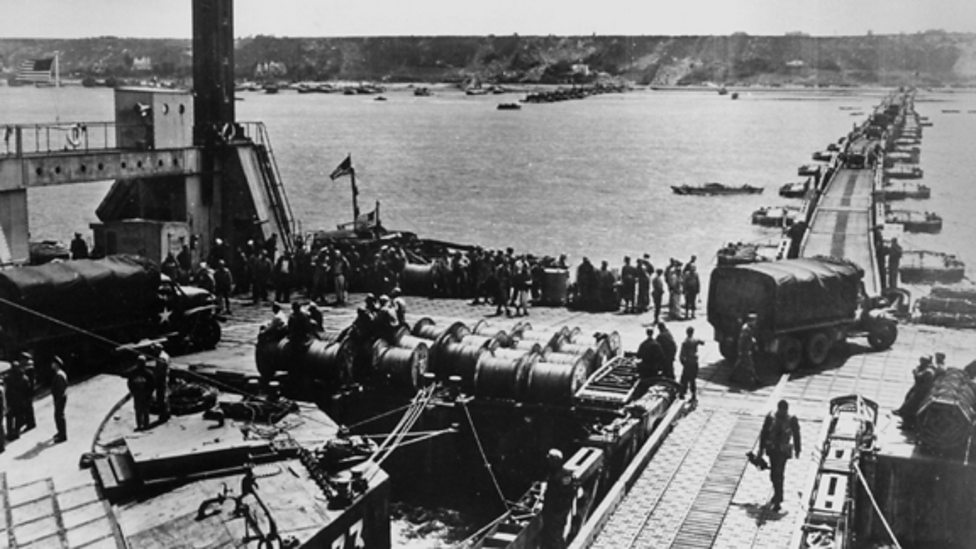Mulberry Harbour A iWonder guide