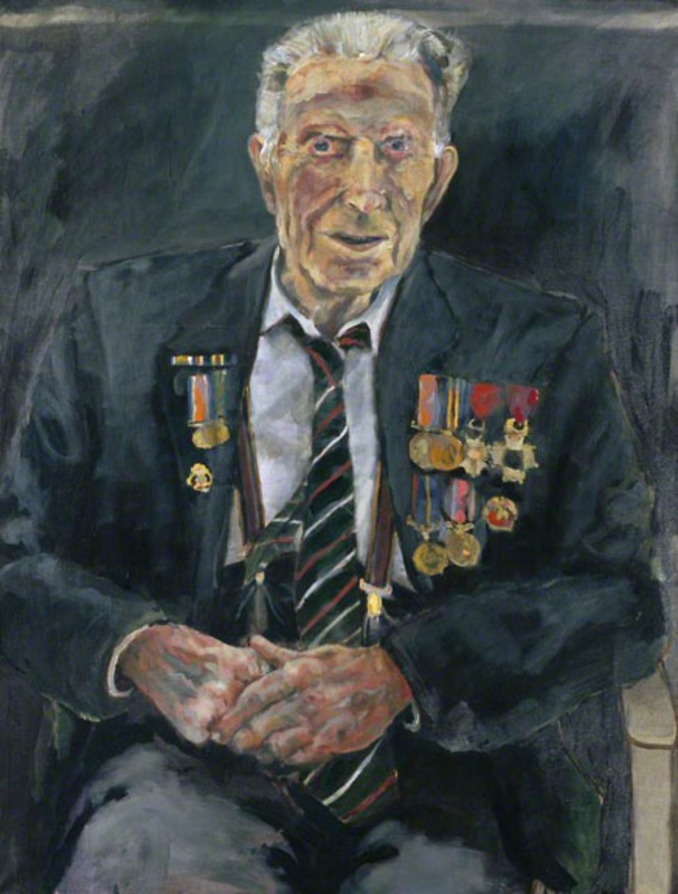 The Last Tommy – Harry Patch (1898–2009) by Dan Llywelyn Hall