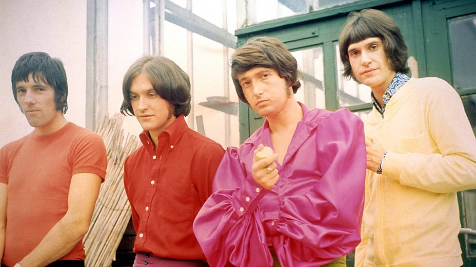 The Kinks in 1968
