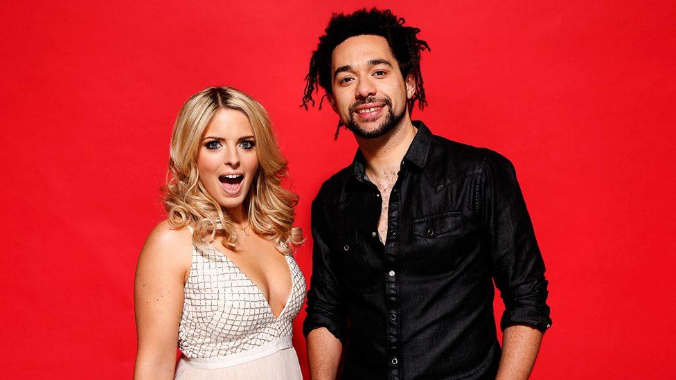 The Shires at BBC Music Awards 2015