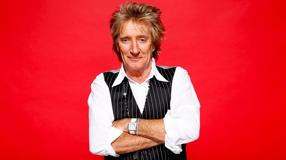 Rod Stewart at BBC Music Awards 2015