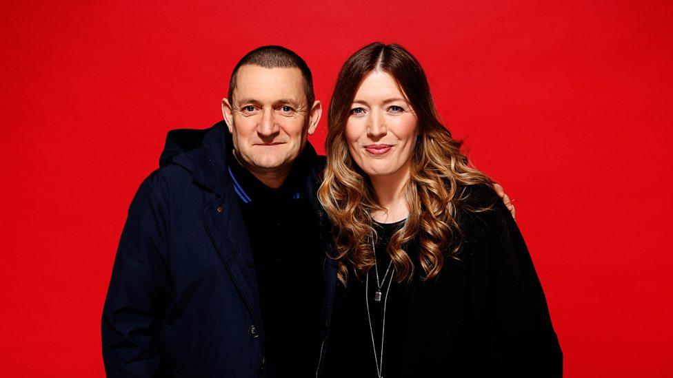 Paul Heaton and Jacqui Abbott at BBC Music Awards 2015