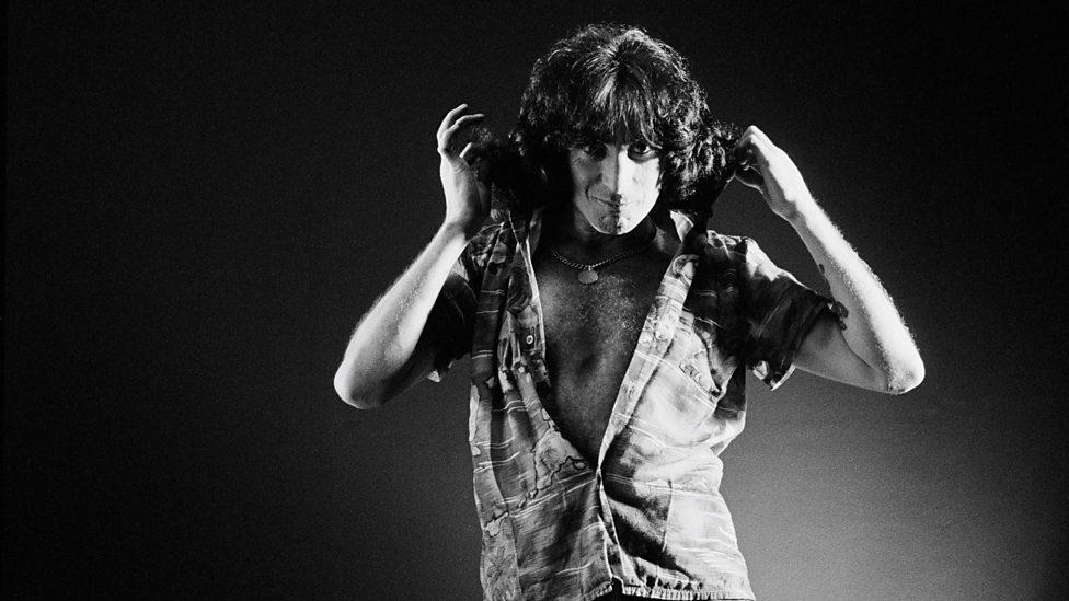 Bon Scott, August 1979