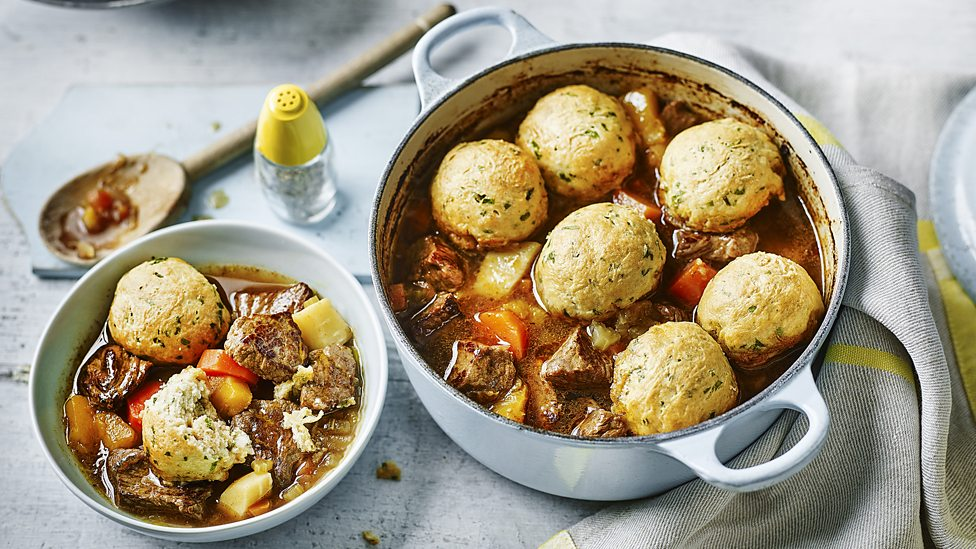 Bbc Food Recipes Beef Stew With Dumplings
