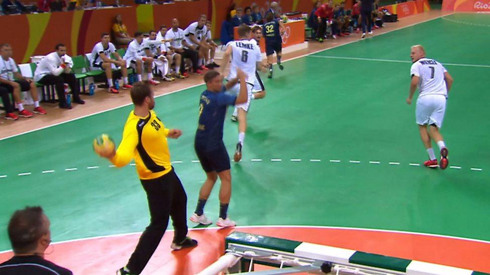 handball scores
