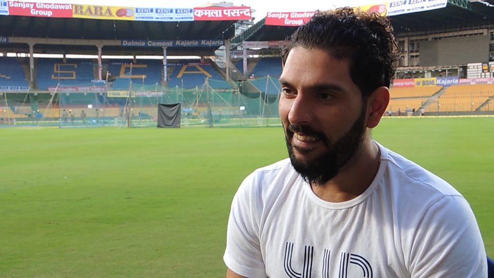 Biography Of Yuvraj Singh Cricketer India's Yuvraj Singh: ...