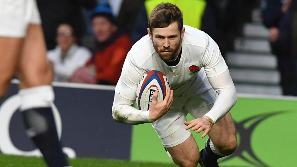 Image result for Elliot Daly england rugby