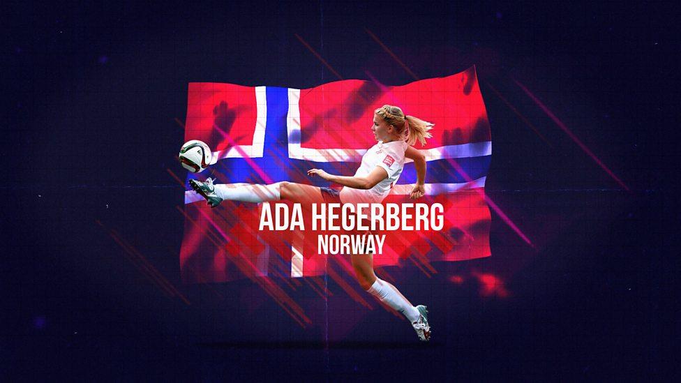 ... of the Year 2017: Ada Hegerberg on beating Ronaldo & European glory