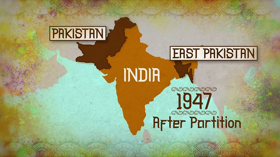 Britain Had Ruled India For Almost 200 Years But In August 1947 That All Came To An End