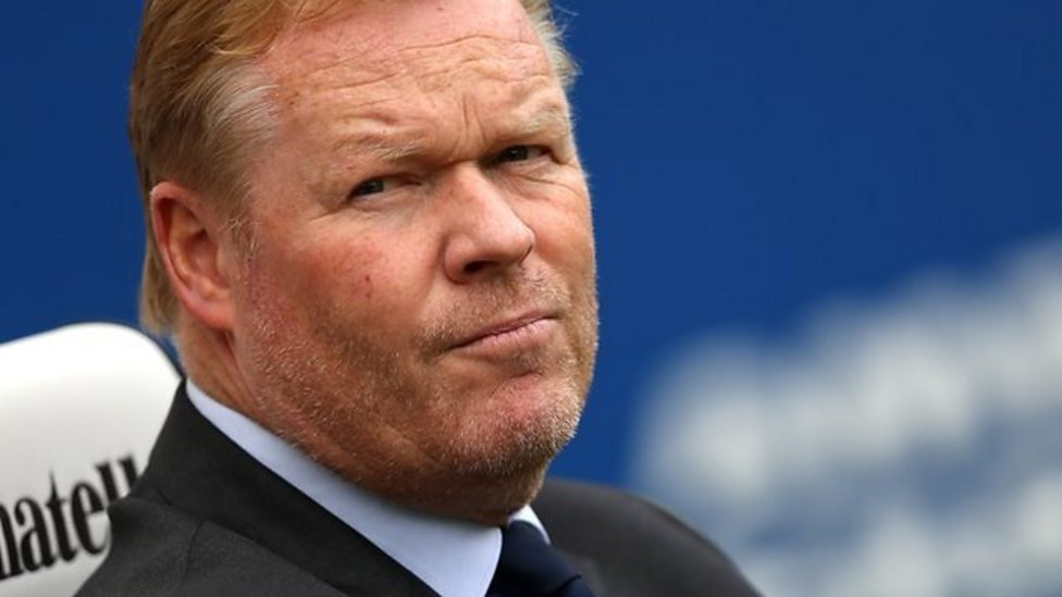 Everton Boss koeman