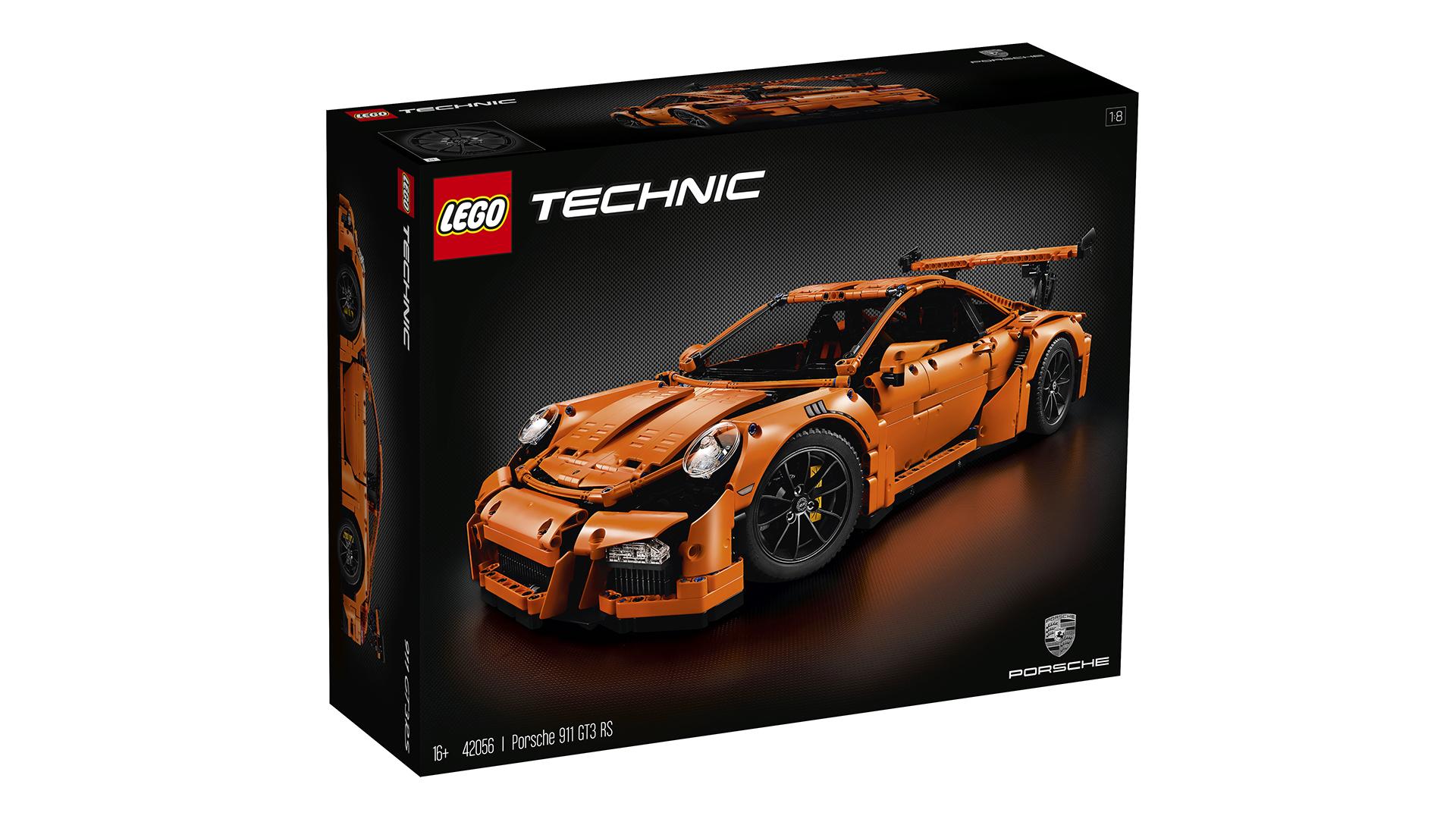 BBC - Autos - Lego's 2,704-piece Porsche is not a toy