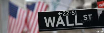 Cartel de Wall Street en Nueva York
